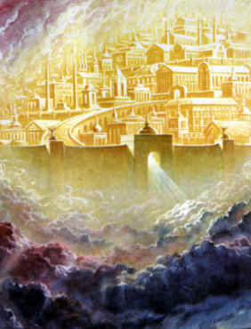 New Jerusalem - Charts and maps - Daily Bible Study DailyBibleStudy.